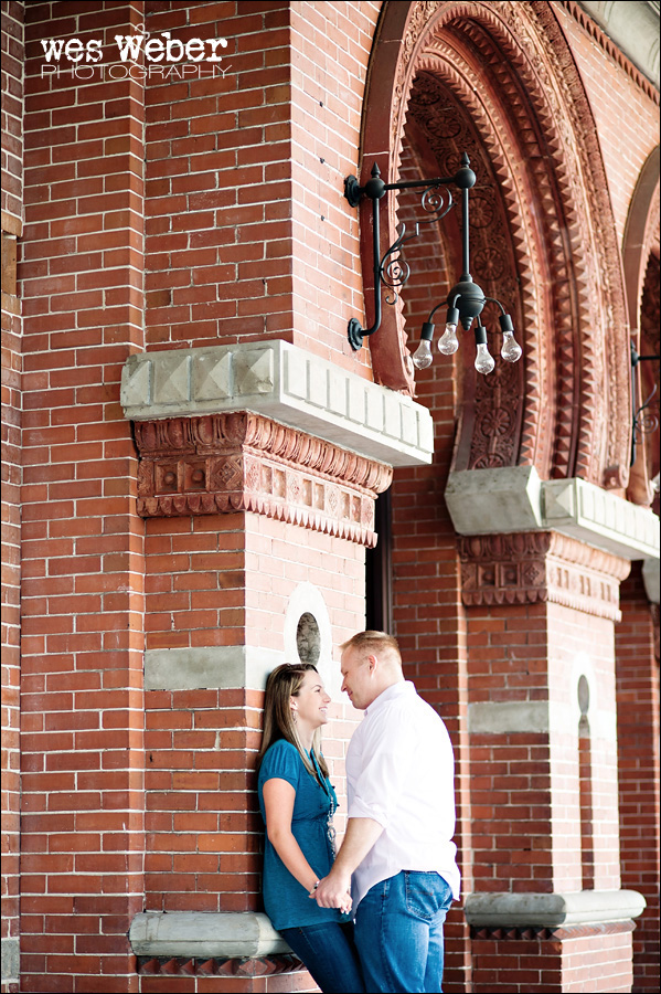 University Of Tampa Engagement Session